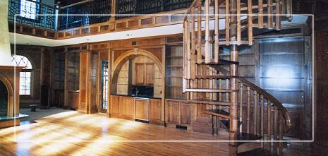 Libraries - JSB Design & Manufacturing Inc - Denver Design Studio & Workshop (1)