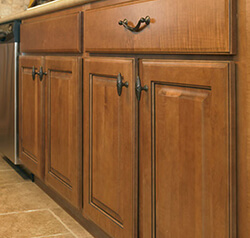 Eclipse Cabinetry - Raised Panel Doors