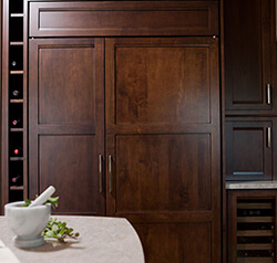 shiloh cabinetry - FLAT PANEL DOORS