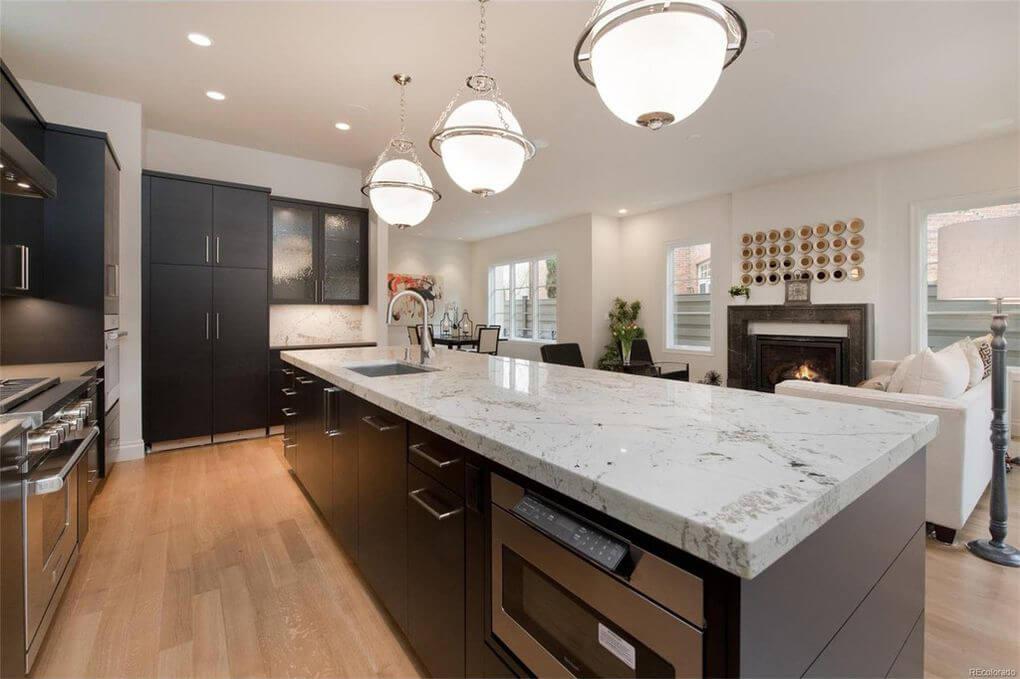 Custom Kitchen Cabinets U0026 Islands   JSB Design U0026 Manufacturing Inc    Galleries
